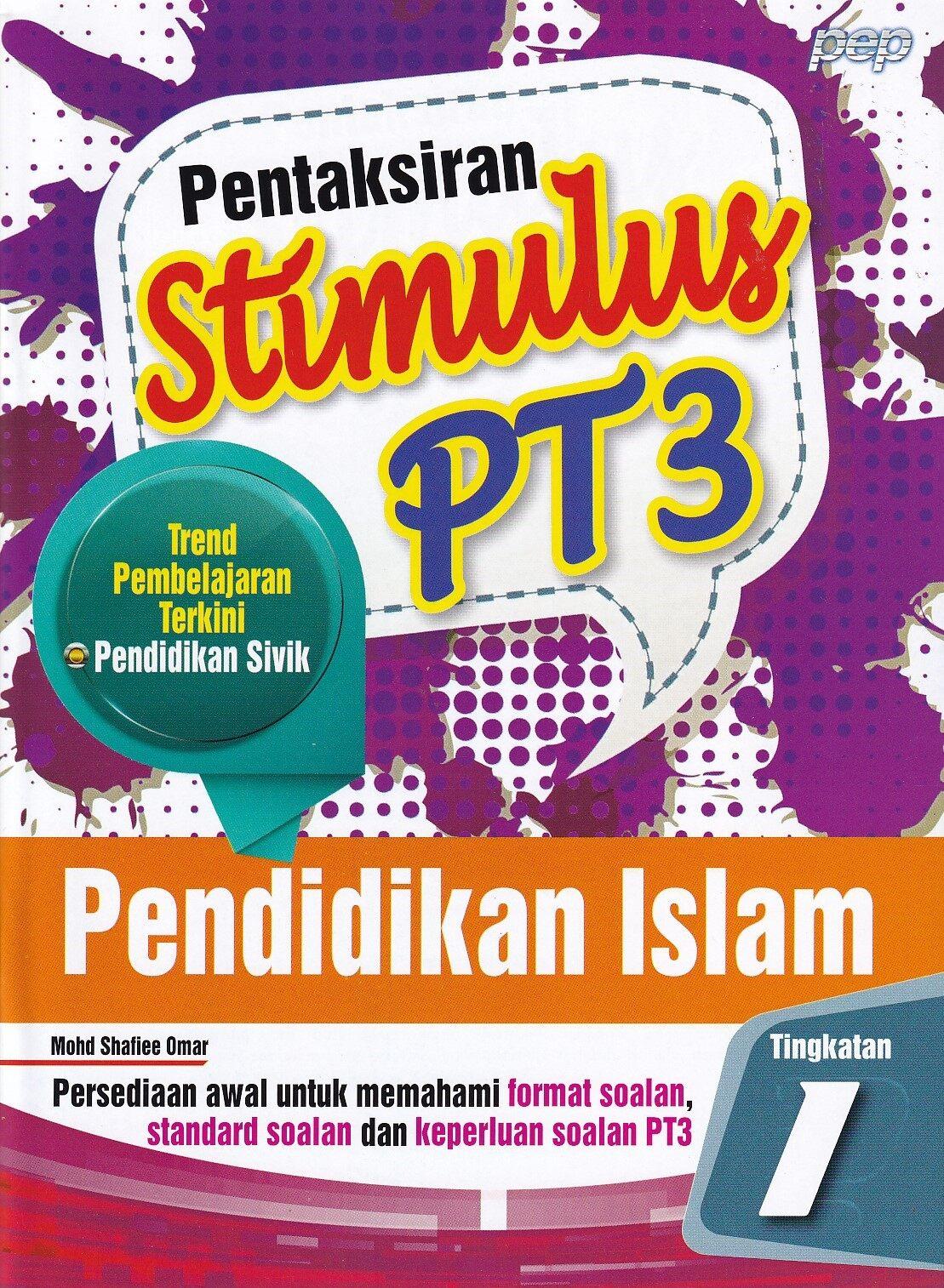 Pentaksiran Stimulus Pt3 Pendidikan Islam Tingkatan 1 Lazada