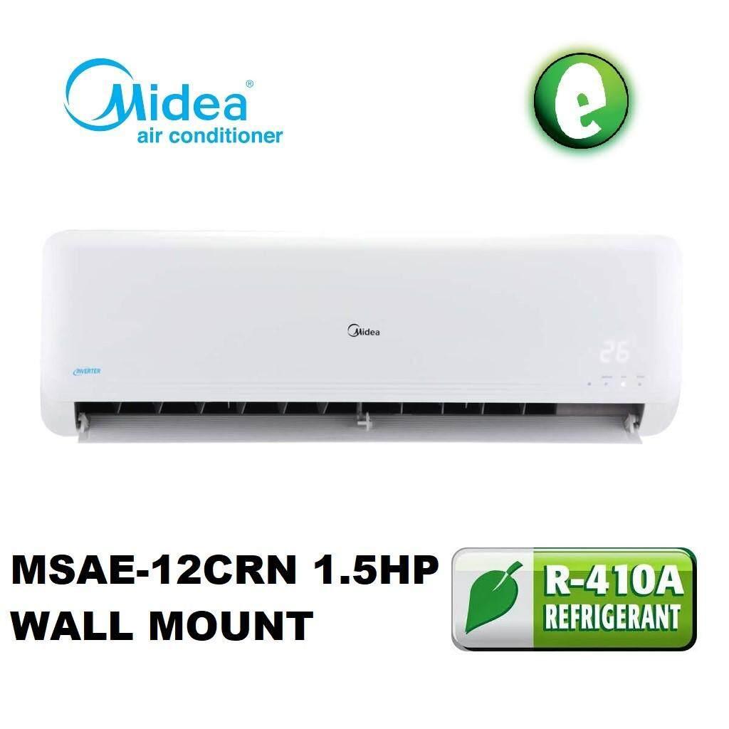 Midea MSAE-13CRN 1.5HP Standard R410 Air Conditioner (AIR COND)
