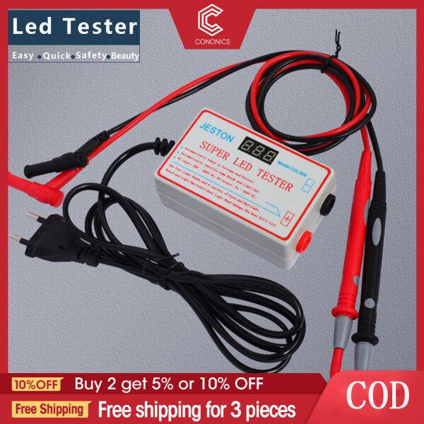 Cononics-Thiết Bị Kiểm Tra Đèn Nền TV LCD LED Dụng Cụ Sửa Chữa Kiểm Tra Đèn Hạt Dải LED