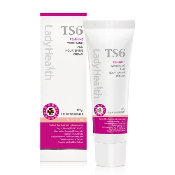 [ TS6 護一生 ] Feminine Whitening and Nourishing Cream 超美白香氛誘霜