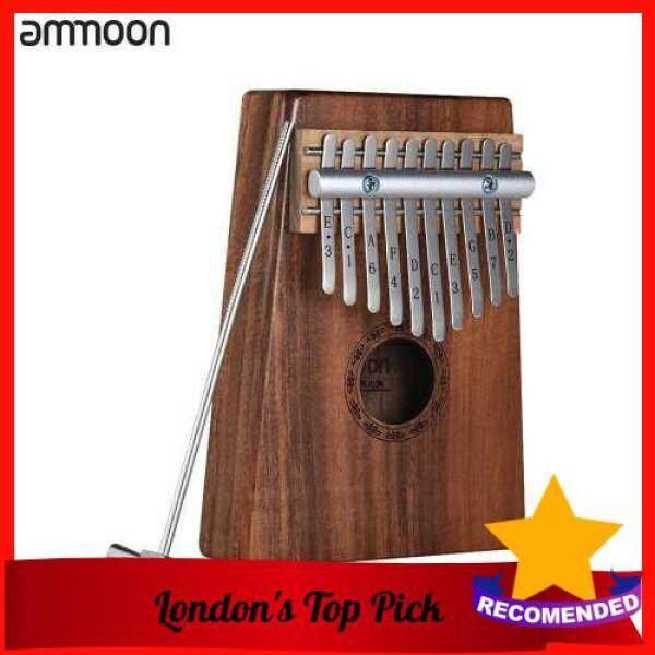 [ London ] ammoon 10-Key Thumb Piano Malaysia