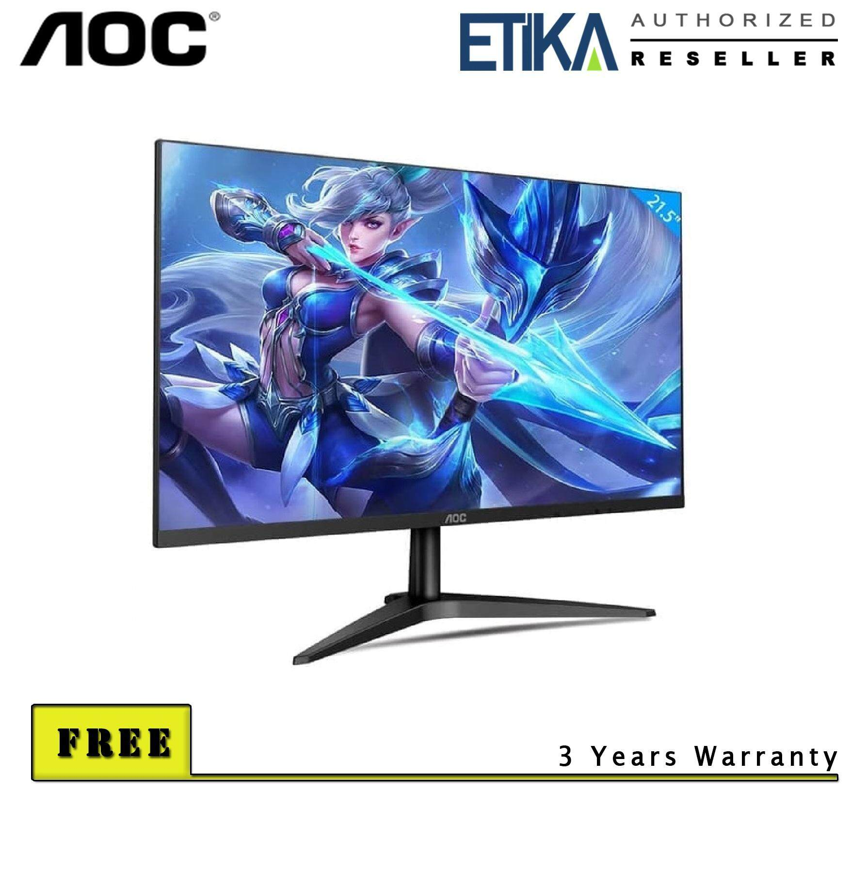 AOC Computers Monitors With Best Online Price In Malaysia