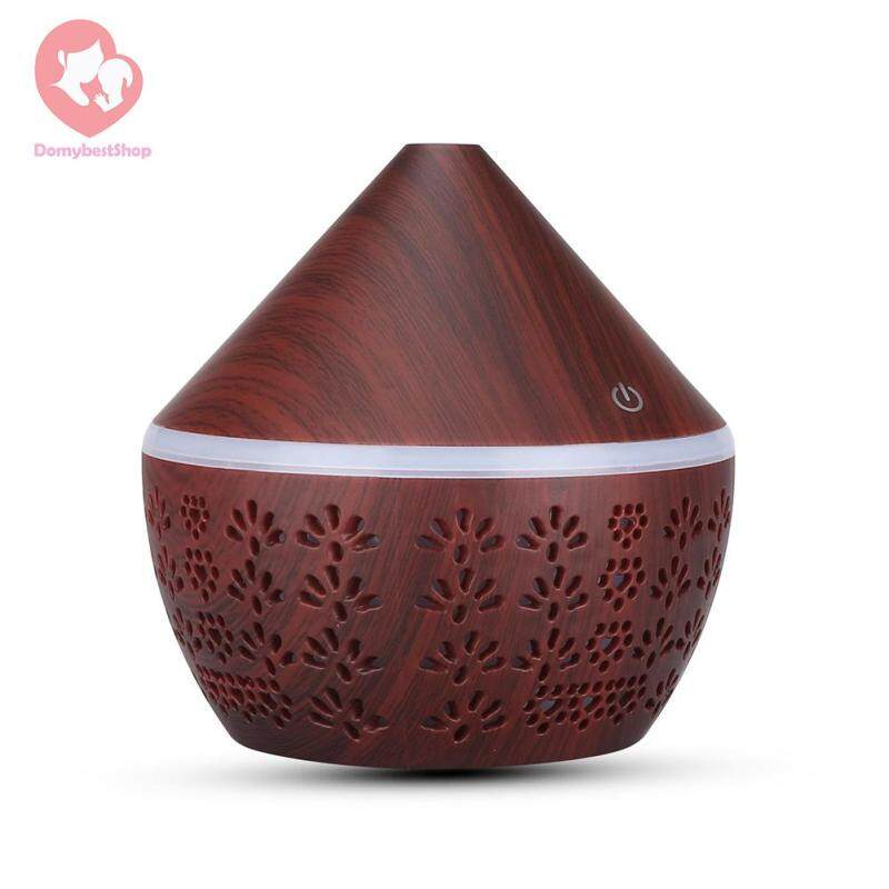 300ml Ultrasonic Air Humidifier Aromatherapy Diffuser Essential Oil Mist Maker with Night Light Singapore