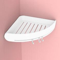 Kệ Phòng Tắm Góc LoveBox, Giá Tam Giác Xà Phòng Tắm Gội Đầu, Túi Đựng Mỹ Phẩm Giá Treo Tường