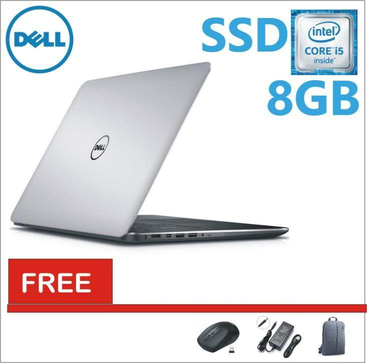 Dell Latitude E7440 14.1 , HD Business Laptop Computer, Intel Core i5-4200U up to 2.6GHz, 8GB RAM, 128GB SSD, USB 3.0, Bluetooth 4.0, HDMI, WiFi, Windows 10 Professional (Refurisbhed)(One Year Warranty) Malaysia