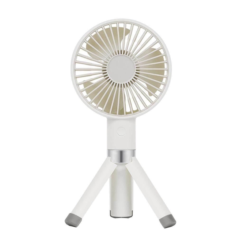 Ultra-Quiet USB Charging Handheld Mini Fan Desktop Home Tripod Fan