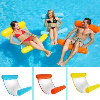 Nước Inflatable Võng, Nổi Giường, Phòng Chờ Ghế Drifter Phao Bơi Bãi Biển Cho Người Lớn thumbnail