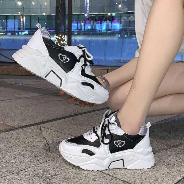 Giày Thể Thao Ngoài Trời Cho Nữ, Giày Thường Ngày, Giày Chống Nước Tăng Cỡ Lớn