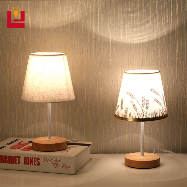 Bảng giá B & B Đèn ngủ LED gỗ tiết kiệm năng lượng bảo vệ mắt dùng usb có thể sạc lại Phong cách Bắc Âu đơn giản và thời trang