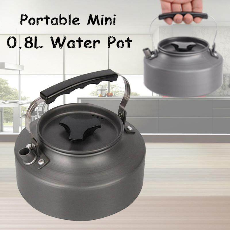 0.8 L Portable Mini Outdoor Camping Travel Water Pot By Freebang.