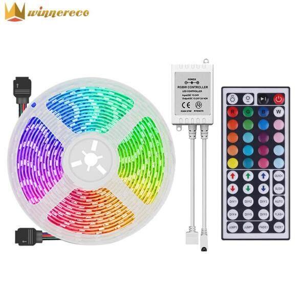 Bảng giá Dải Đèn LED SMD 3528 Đèn Dây Ruy Băng Linh Hoạt RGB Với Điều Khiển Từ Xa