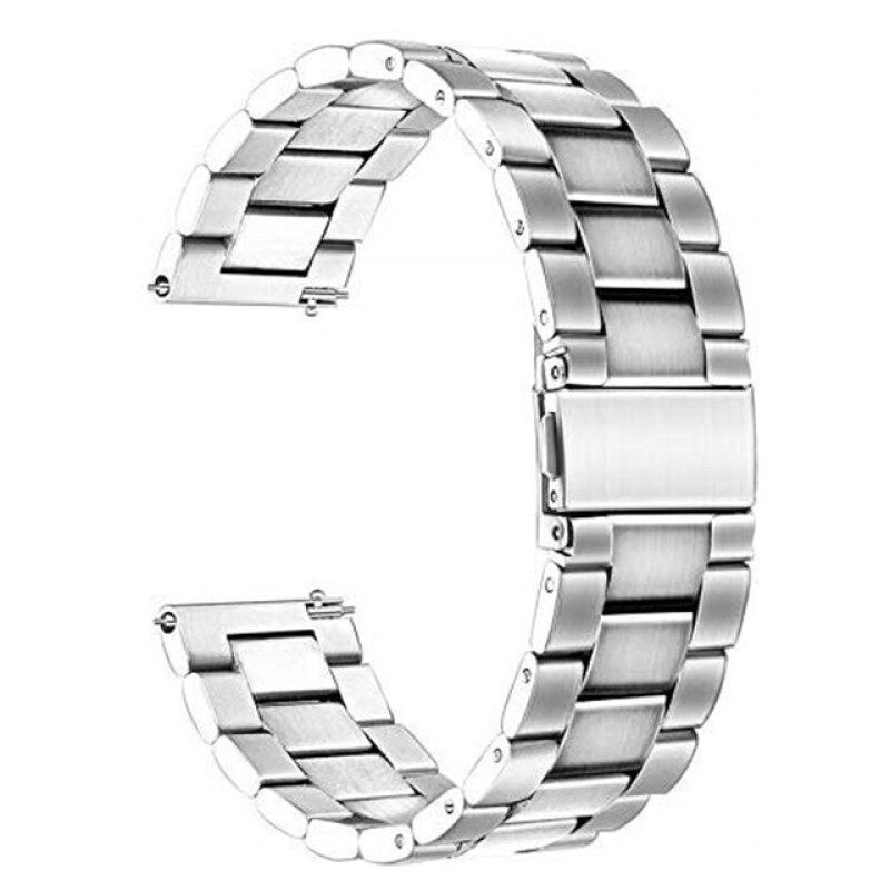 Bracelet for samsung gear s3 Classic Frontier bands 22mm 20mm Stainless Steel strap for galaxy watch 46mm/ active 2 40mm 44mm Malaysia