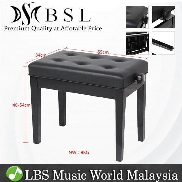 BSL B-211 Adjustable Piano Bench Heavy Duty Acoustic Digital Piano Stool Chair Seat (B211) Malaysia