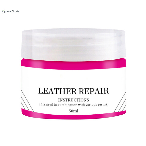 L-Dream Leather Recolor Cream Repair Gel Scratch Remover for Leather Furniture Sofa Bag Shoes Care Cleaning 50ml