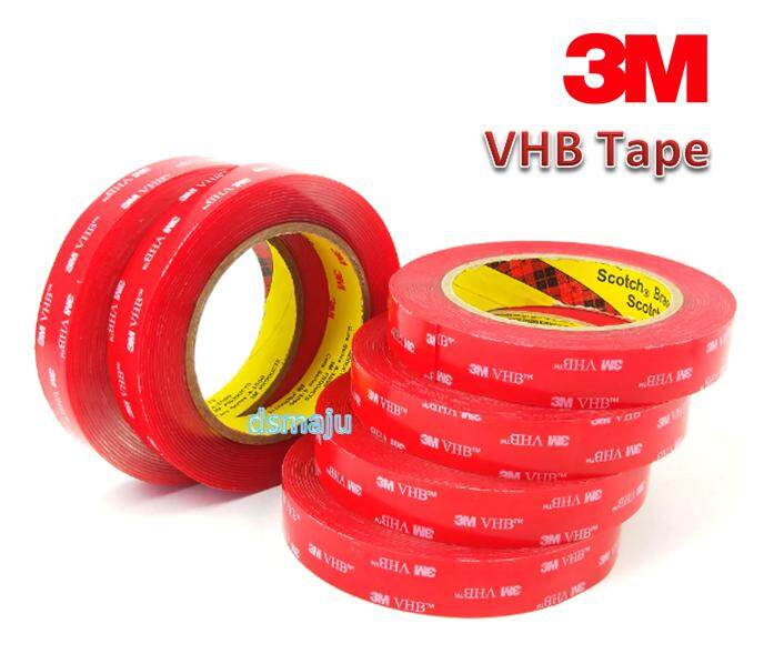 961d88fa8b7 3M 4910 VHB Tape 3M Double Sided Tape High Temp Transparent Acrylic Foam  Tape