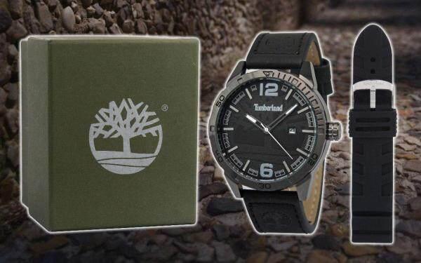 New Fashion Unisex_Tembirlend_Watch Analog & Date Display High Good Quality Unisex Wtch 1 Extra Rubber Strip Ready Stock Malaysia