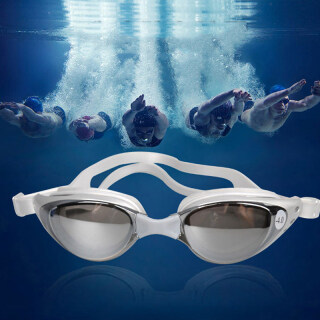 Anti-fog Men and Women Professional Waterproof Silicone Arena Adult Swimming Glasses thumbnail