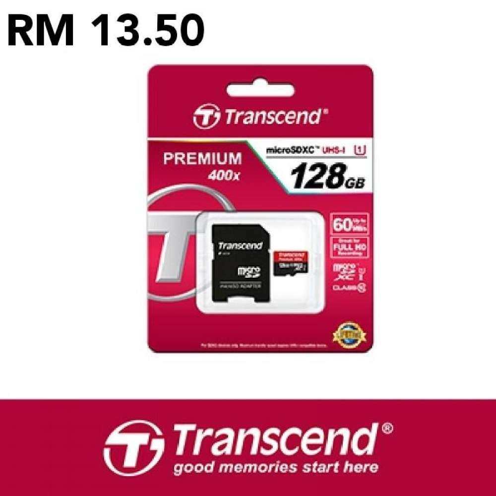2 Năm Bảo Hành Transcend Thẻ Nhớ 8GB 16GB 32GB 64GB 128GB Gốc Micro SD TF Class 10