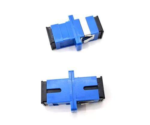 Fiber Optic Adapter SC Singlemode Simplex x10pcs [READY STOCK][FAST DELIVERY]