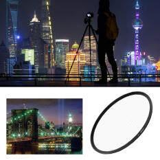 Bộ Lọc Ống Kính Junestar 95Mm Star 6 Dòng Cho Máy Ảnh Canon/Nikon/Sony/Pentax/Olympus/Fuji