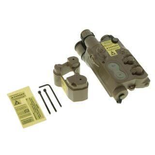Baosity PEQ16 Hộp Pin Giả RAS RIS Cho LiPo NiCD AEG Mang Theo Pin thumbnail