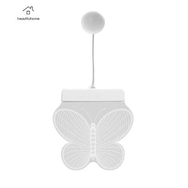 Đèn LED Dây Thần Tiên Hình Bướm Treo Tường Đèn Trang Trí Nhà Tiệc Cưới