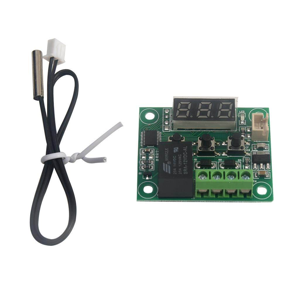 1pc 50-110°C 12V W1209 Digital thermostat Temperature Control Switch Sensor