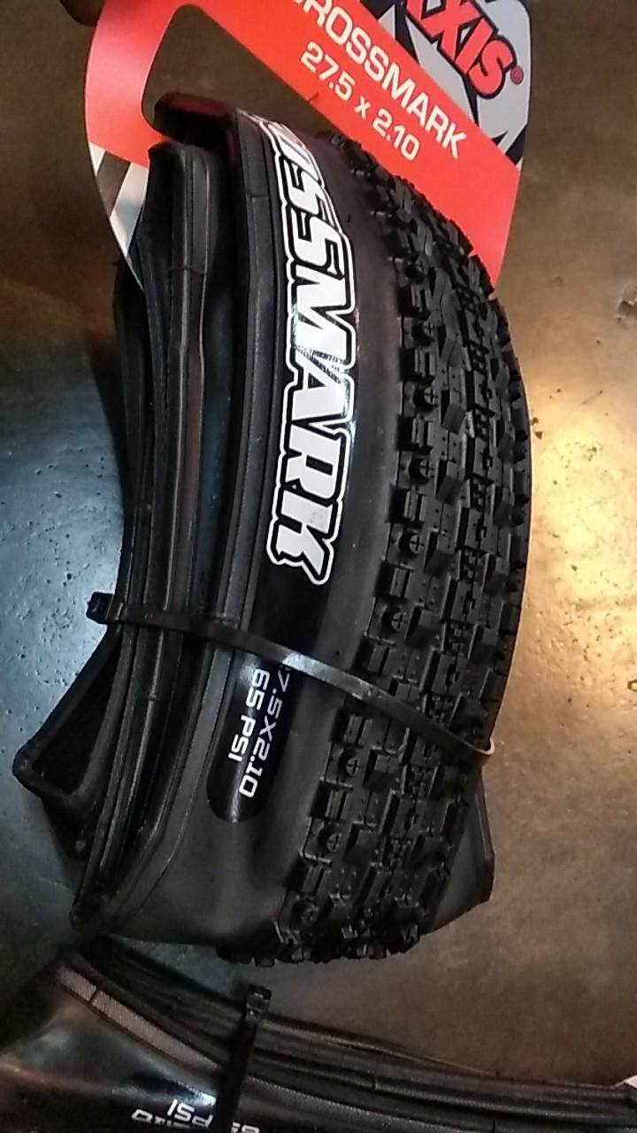 Maxxis Foldable Tire 26 x 2.1 (Crossmark)