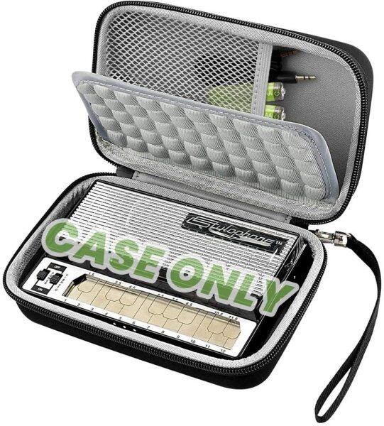 Case Compatible with Stylophone Retro Pocket Synth, Storage Bag for Electronic Musical Instrument Synthesizer - CASE ONLY Malaysia