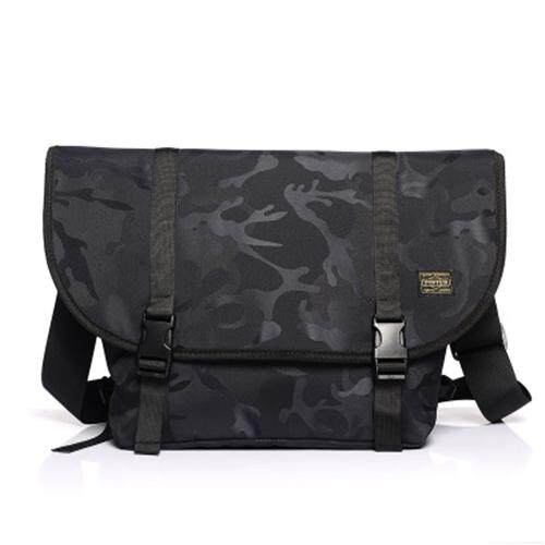 New Yoshida porter fashion trend messenger bag casual trend shoulder bag Messenger bag waterproof men bag