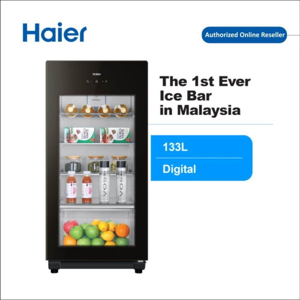 Haier LC-133K Digital Touch Control 133L IceBar Freezer