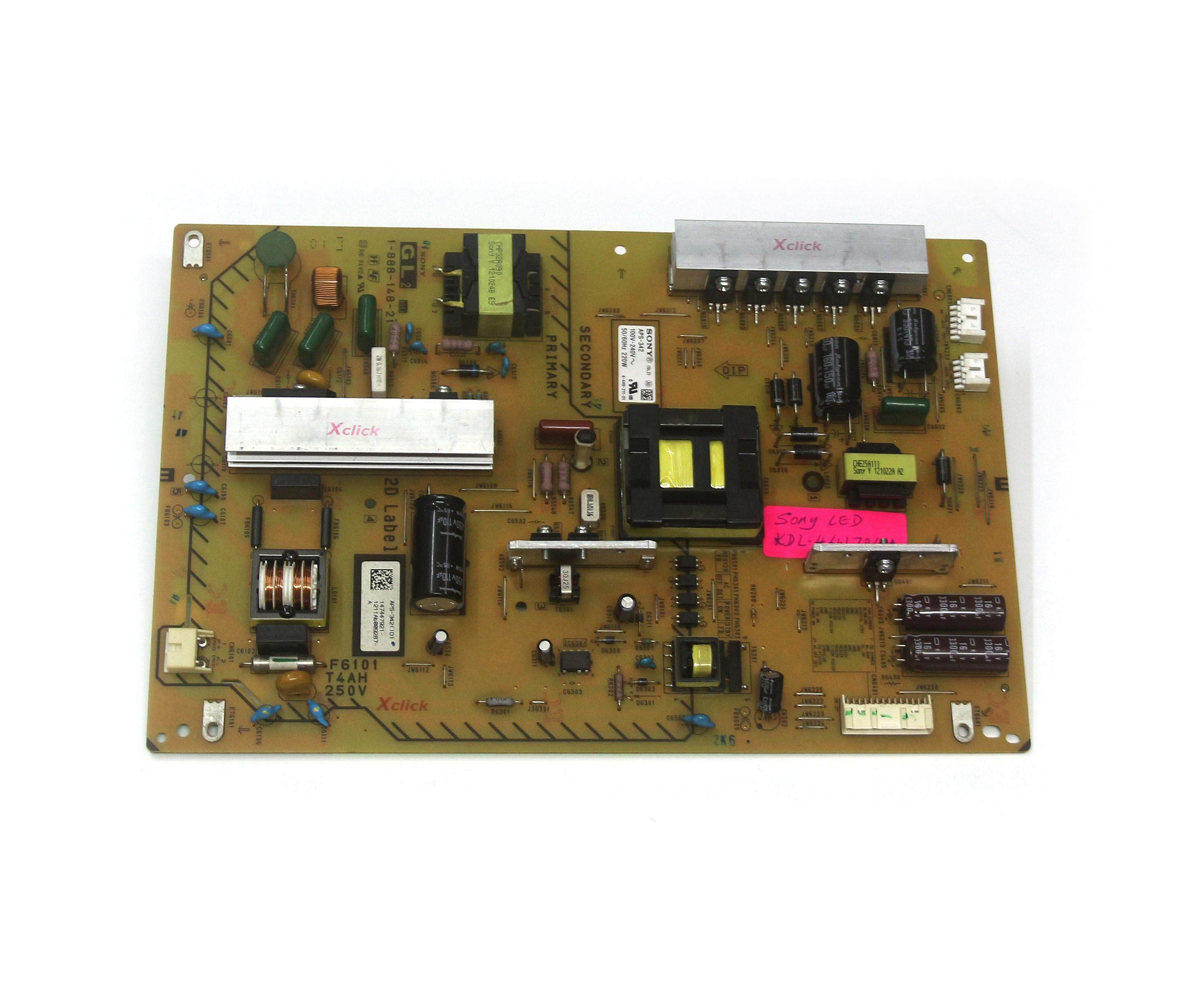 Power supply board for Smart TV Sony KDL-46W704A