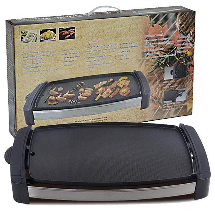 Smart Save Line New Anti-Scald Design Electric Grill By Smart Save Line.