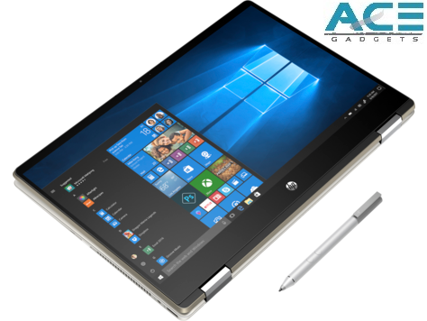 HP Pavilion x360 14-dh1012TX Convertible Notebook (i7-10510U/4GB DDR4/512GB PCIe/MX250 2GB/14FHDT/Win10) Malaysia