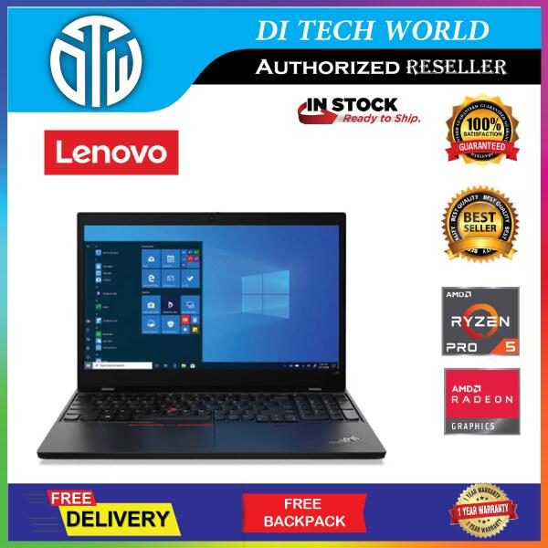Lenovo ThinkPad L15 Gen 1 20U7S09B00 15.6 FHD Laptop ( Ryzen 5 PRO 4650U, 8GB, 512GB SSD, ATI, W10P ) Malaysia