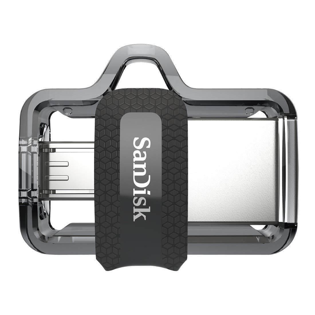 Giá Thẻ Nhớ sandisk_ _ Ultra 32 Gb Dual Drive M3.0 Dành Cho Các Thiết Bị android_ Và Máy Tính Otg (Sddd3-032G)
