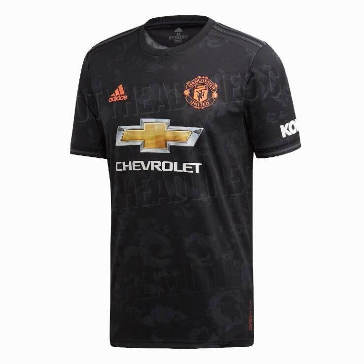 release date: 36fad 7763a Top Quality 2019/20 Black colour Third Football Soccer Kit Jersey Short  Sleeve Men's Soccer Jersey Football Jersi NO.6 POGBA NO.9 LUKAKU NO.10 ...