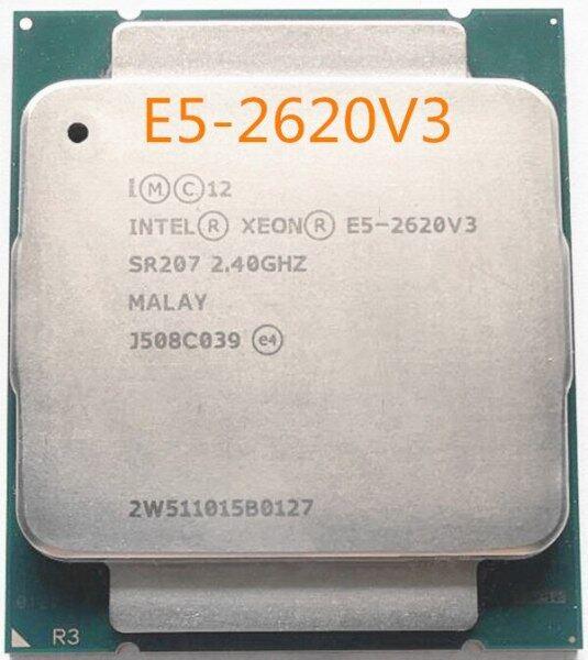 Bảng giá E5 2620V3 Original Xeon E5-2620V3 CPU 6-CORE 2.40GHZ 15MB FCLGA2011-V3 85W 22NM Processor E5-2620 V3 free shipping Phong Vũ