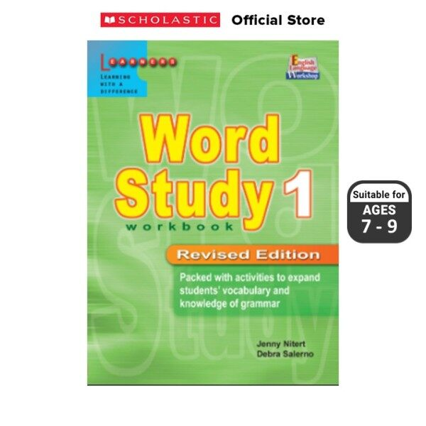 Word Study 1 (Revised Edition) (ISBN: 9789814107167) Malaysia
