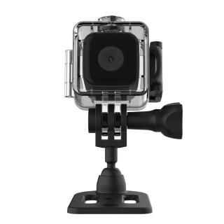 Máy Ghi Hình Tầm Nhìn Ban Đêm Mini Chống Nước SQ28 Full HD 1080P Máy Quay Thể Thao Camera Thể Thao Mini Cầm Tay Dưới Nước Dv Không Ánh Sáng Ban Đêm Chống Nước Q28 Hd 1080P Camera Thể Thao thumbnail