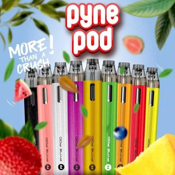Disposable Pod Pyne Pod Disposable Pod / 6.5ml Tank / Rechargeable Disposable Malaysia