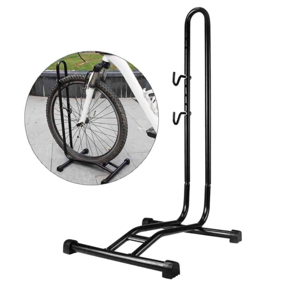 [Ji Nan De Shan Jiao Yu Zi Xun] Bicycle Floor Stand Folding Bike Display Rack Mountain Repair Holder