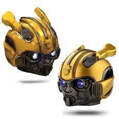 Bumblebee Loa không dây Bluetooth 5.0, pin Li-ion 1200mAh, phát FM, Mp3, TF, USB