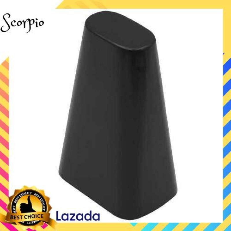 BEST SELLER Professional Steel Alloy Cowbell for Drum Set 6 Inch Non Hole Cow Bells Percussion Instrument Accessories (Standard) Malaysia