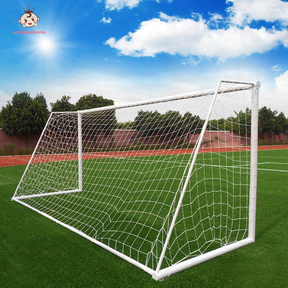 Welcomehome Football Soccer Goal Post Net Outdoor Sport Training Practice Tool 1 2 0 8m Lazada