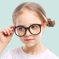 Kính Bảo Vệ Thời Trang Màu Xanh Lam Mới Cho Trẻ Em Năm 2020 Kính Đa Năng Cho Bé Trai Và Bé Gái