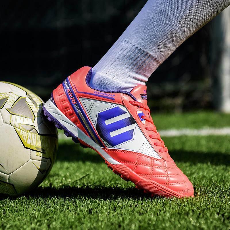 e9033fc07705fe GTRM Sports Football Cleats F99 Lime Size 30-45 Futsal Shoes Football shoes