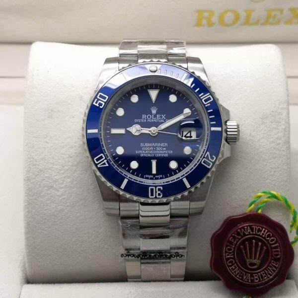 STAINLESS STEEL AUTOMATIC CERAMIC BEZEL(40 MM) WATCH FOR MEN Malaysia