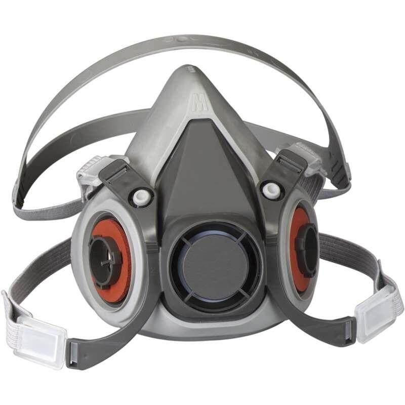 Half Facepiece Reusable Respirator Medium Size