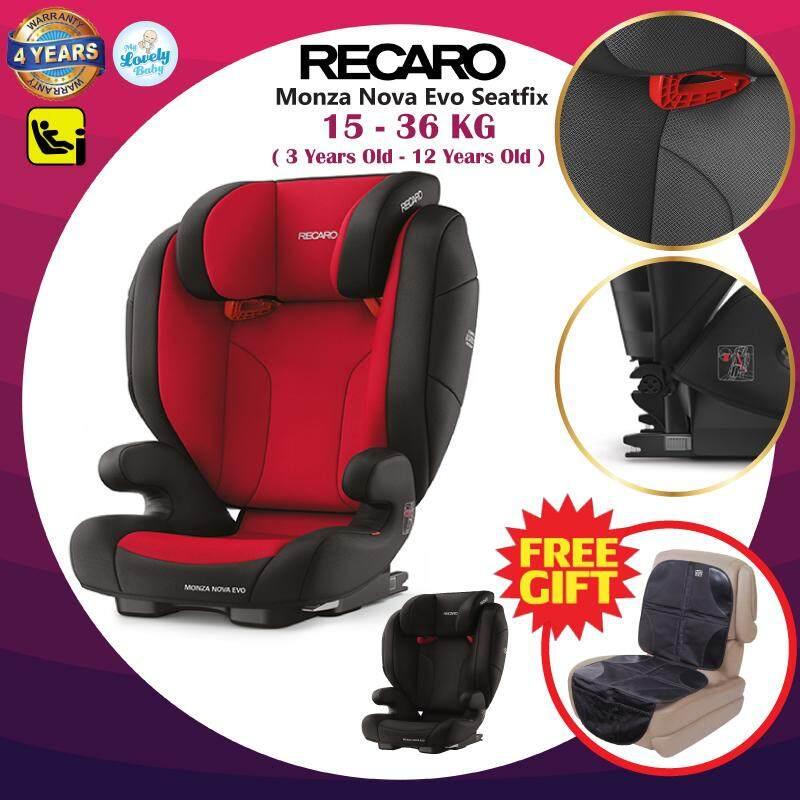 Recaro Monza Nova Evo Seatfix Car Seat
